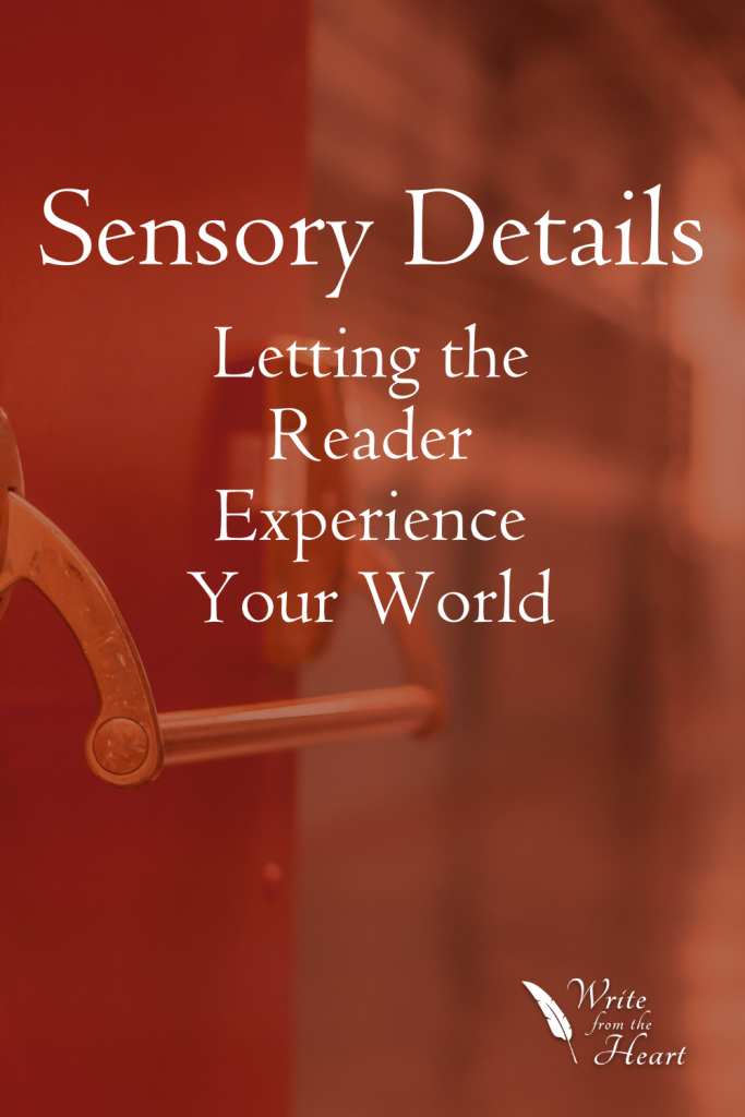 When writing a narrative, your passage can seem bland without descriptive words and phrases. They're the key to unlocking true communication between your work and the reader's sensory response.