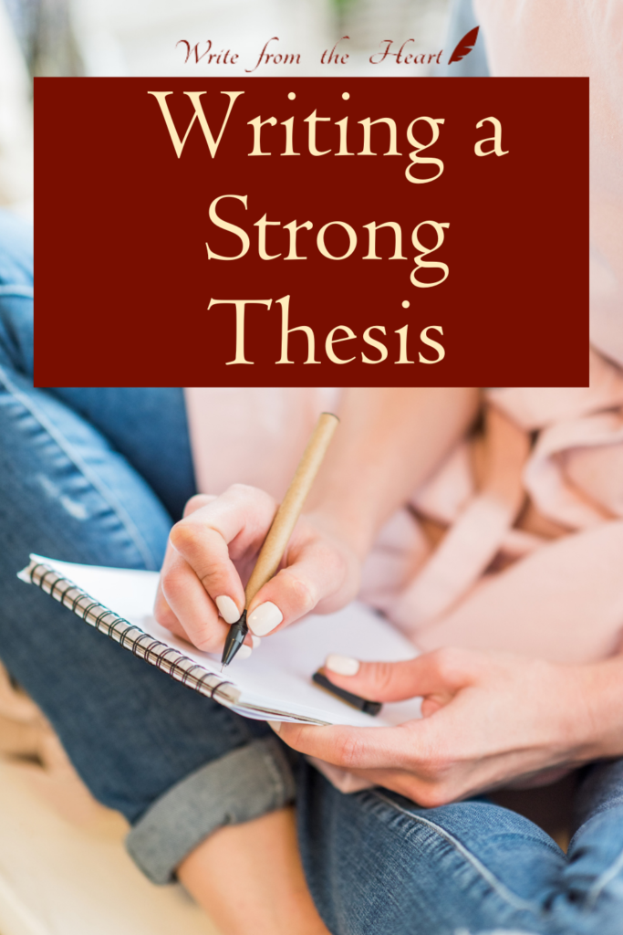 Writing a strong thesis can be challenging. Here are three things every writer can do to make sure they start their essay right.